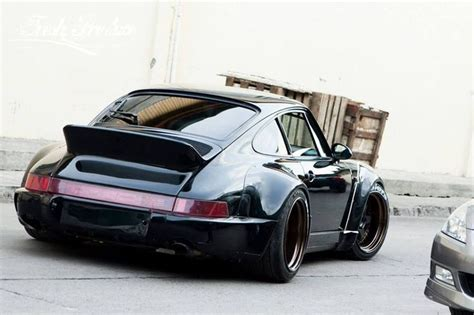 Porsche 964 Widebody With Ducktail Porsche Classic