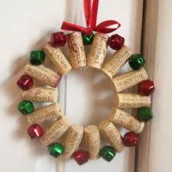 the perfect diy christmas tree ornaments using wine corks