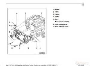 audi a4 service manual 1998 autos post