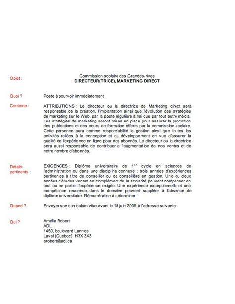 Lettre Presentation De Service Exemple Modele Lettre Offre De Service