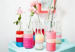 vasen selber machen bastelideen mein eigenheim
