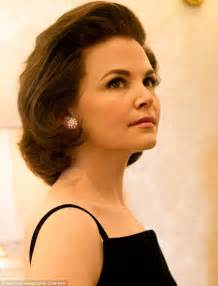 first look at ginnifer goodwin as she channels jackie