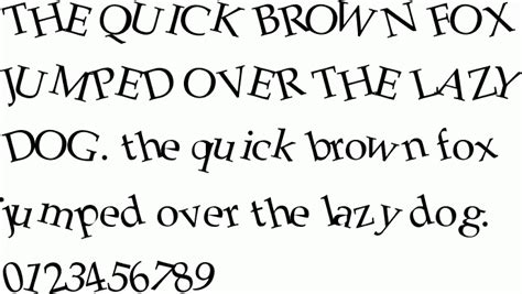 doodle tipsy font free tipsy font gallery