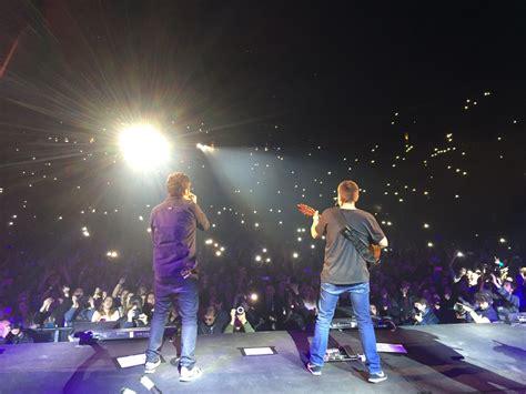 concierto camaron estopa 187 estopa brilla en su concierto sold out en el