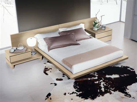design letto letto in legno di design comorg net for