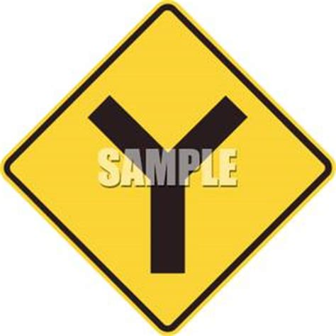 Intersection Clipart | ClipArtHut - Free Clipart Y Intersection Sign