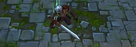 Rugged Garen by At 20 9 11 Pbe Update New Xerath And Olaf