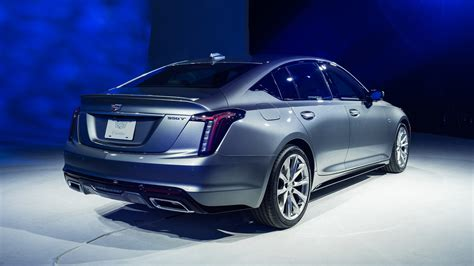 new cadillac sedans for 2020 2020 cadillac ct5 stuff cadillac told us automobile