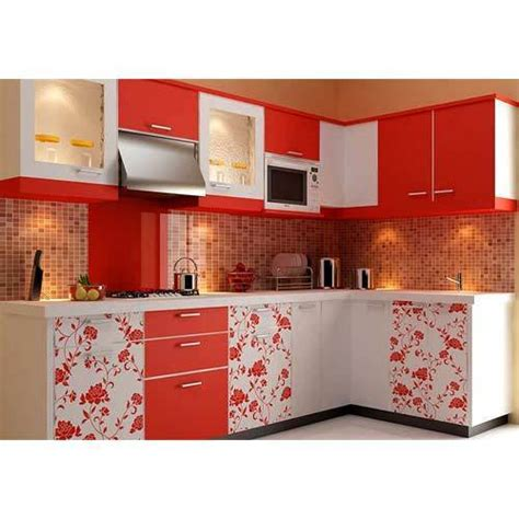 kitchen furniture com modular kitchen furniture at rs 125000 set tikona park