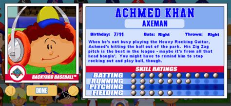 backyard sports series ranked the 29 best players from the backyard sports