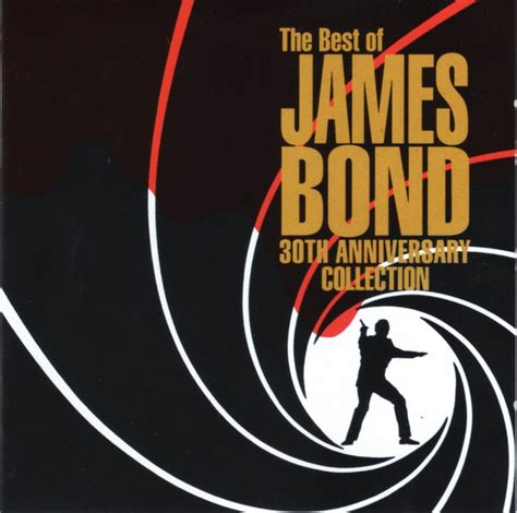 the best bond various the best of bond 30th anniversary