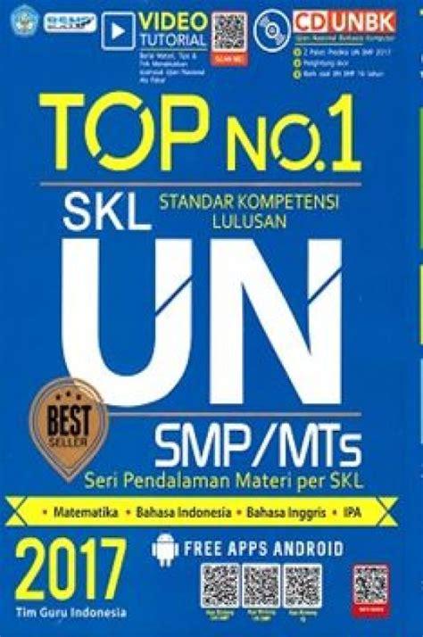 Buku Top Un Smp 2016 bukukita top no 1 skl un smp mts 2017