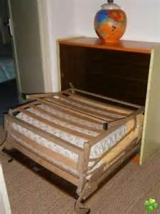 lit pliant 1 personne mobilier sur enperdresonlapin