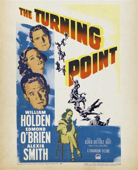 turning point the turning point the 1952