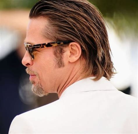 swept back hairstyles mens long hairstyles 3 bests world trends fashion