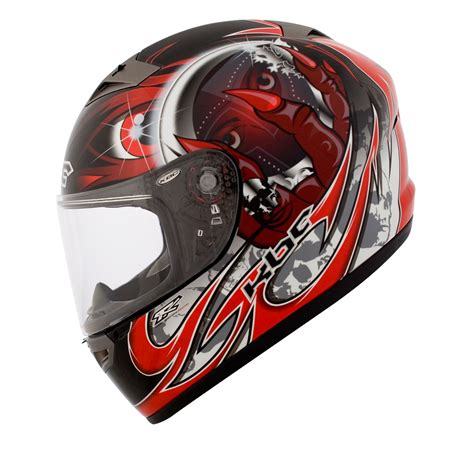 Helm Kbc Racing kbc unveils race specification helmet mcn