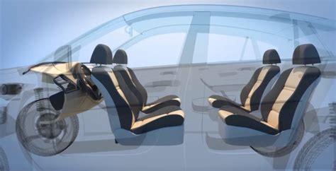 most comfortable driving car 福特自动驾驶汽车专利 座椅可重组为客厅样 科技 腾讯网