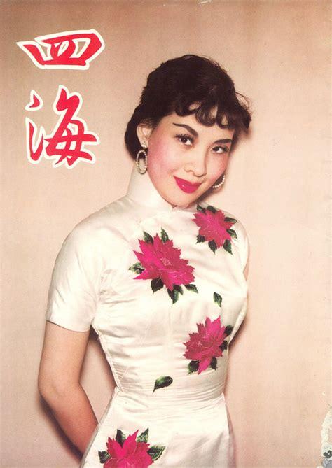 Dress Mei Li Hua photos pink lipstick johanna s