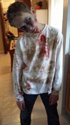 zombie shirt tutorial 1000 ideas about zombie makeup easy on pinterest zombie
