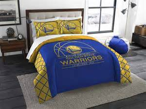 Golden State Warriors Bedding by Golden State Warriors Comforter And 2 Shams