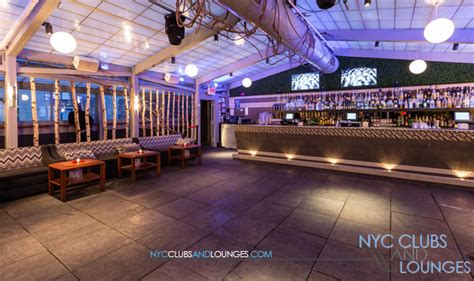 house music bars nyc the attic rooftop nyc clubs and lounges