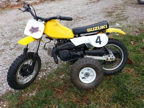 Does Suzuki Own Kawasaki Kawasaki Kdx50 Suzuki Jr50 Standard Wheels