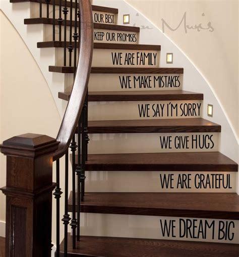 decorazioni casa decorare le scale di casa ecco 20 idee creative