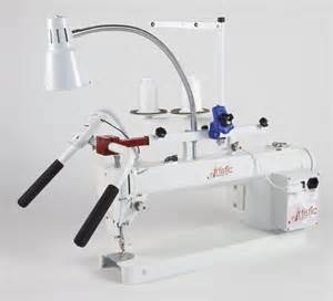 janome artistic aq18 longarm quilting machine with liberty