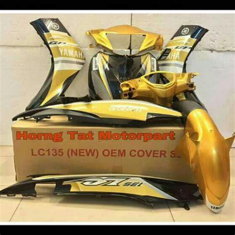 Cover Set Lc135 V1 harga cover set motor lc135 impremedia net