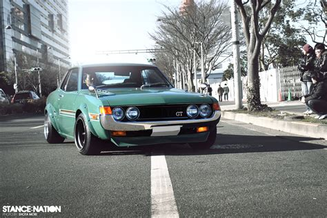 stanced muscle cars the gallery for gt stanced classic cars