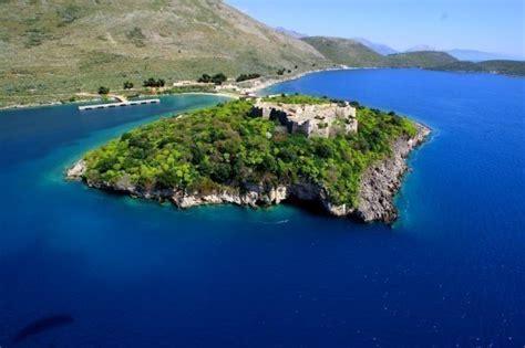 porto palermo porto palermo albania albania nieodkryty raj europy