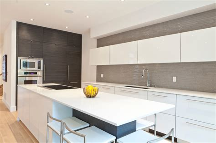 houzz home design inc modernist house modern kitchen toronto by