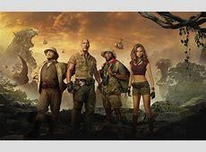 Wallpaper Jumanji: Welcome to the Jungle, Jack Black ... Kevin Hart