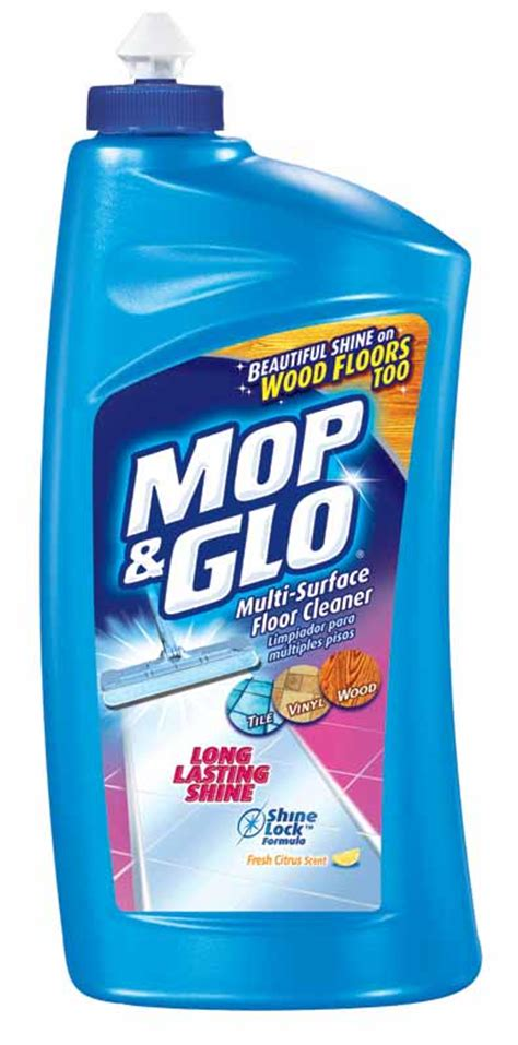 Mop Time To Shine Glisten Pack by Mop Glo Multi Surface Floor Cleaner Fresh