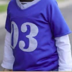 football jersey pattern sewing kid size football jersey allfreesewing com