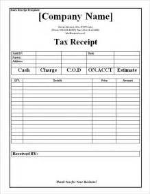 template for receipt 18 payment receipt templates free sle exle