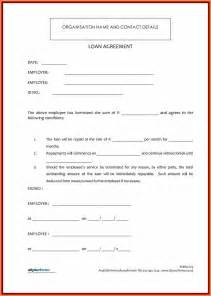 family loan agreement template free 7 template loan agreement between family members