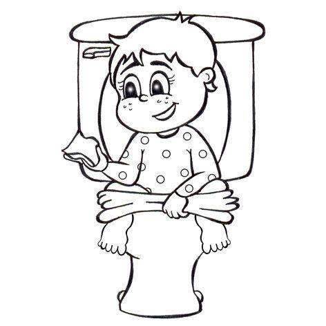 imagenes para colorear higiene personal resultado de imagen para imagenes de aseo personal para