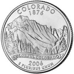 The Quarters 188 Dollar Quot Washington Quarter Quot Colorado United States