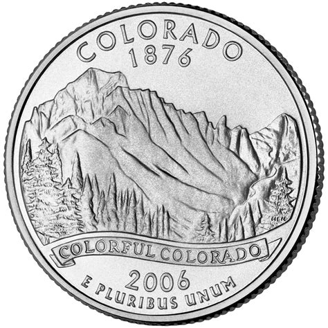 188 dollar quot washington quarter quot colorado united states numista