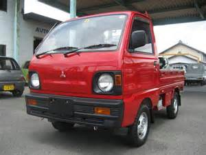 Mitsubishi Trucks Canada 1991 Mitsubishi Minicab 4x4 Japanese Mini Truck For Sale