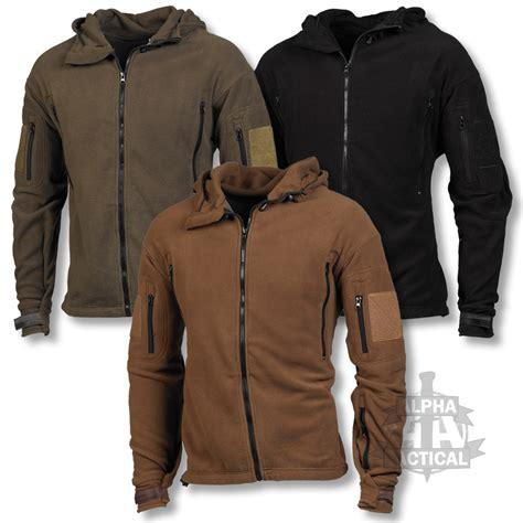 Jaket Hoodie Special tactical fleece hoodie special forces jacket