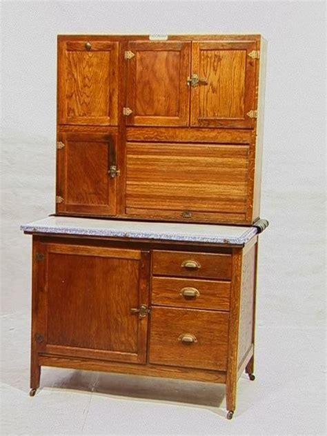hoosier kitchen cabinet hoosier cabinets all things hoosier pinterest