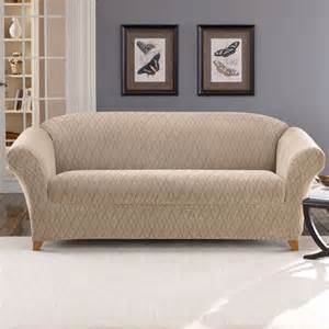 stretch sofa covers sure fit stretch sofa cover walmart