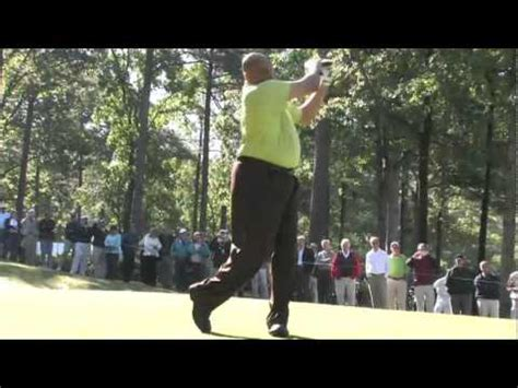 youtube charles barkley golf swing charles barkley the famous golf swing at the regions