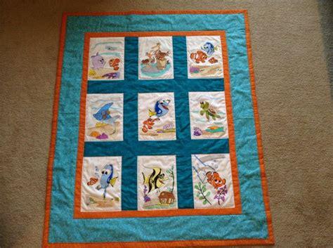 Nemo Quilt by Disney Finding Memo Quilt Quilts Disney
