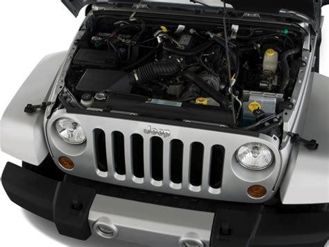 Jeep Jk Engine Image 2008 Jeep Wrangler Rwd 4 Door Unlimited