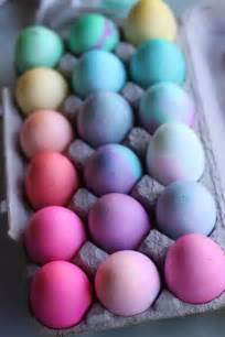 colorful eggs easter egg colors this is how to get them