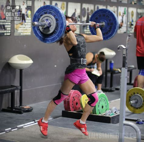 risers waves positions olympic weightlifting training