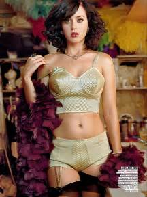 Vanity Fair Underpants Katy Perry Rocks Vintage Style Lingerie For Max May 2013